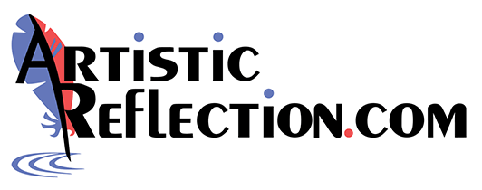 Artistic Reflection Logo