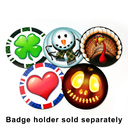 Badge Seasonal Set - Magnetic Grill Badges for MINI Cooper