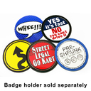 Badge Starter Set - Magnetic Grill Badges for MINI Cooper