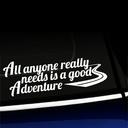 A Good Adventure