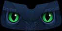 Dinosaur - Eyeshade