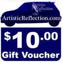 10 Dollar Gift Voucher