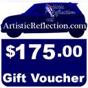 175 Dollar Gift Voucher