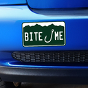 Small Colorado Bite Me Bumper Sticker