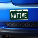 Small Colorado Native Bumper Sticker