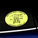 Pikes Peak Model A Ford Club - Sticker