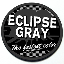 Eclipse Gray - Grill Badge