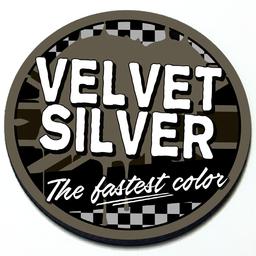 Velvet Silver - Grill Badge