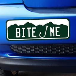 Colorado Bite Me Sticker