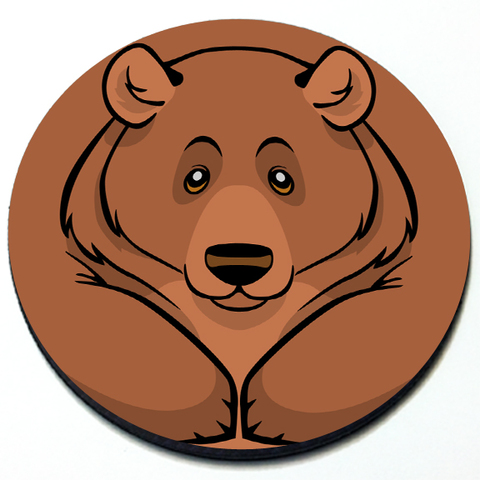 Bear - Grill Badge Product Page