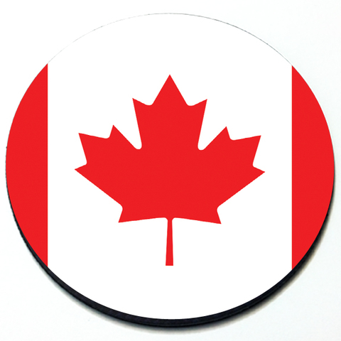 Canadian Flag - MINI Cooper Grill Badge Product Page