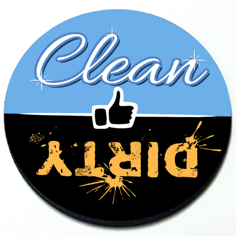 Clean Dirty Grill Badge Product Page