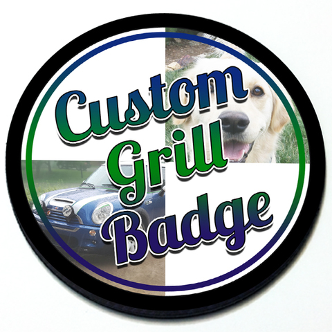 Custom Badge - Grill Badge for MINI Cooper Product Page