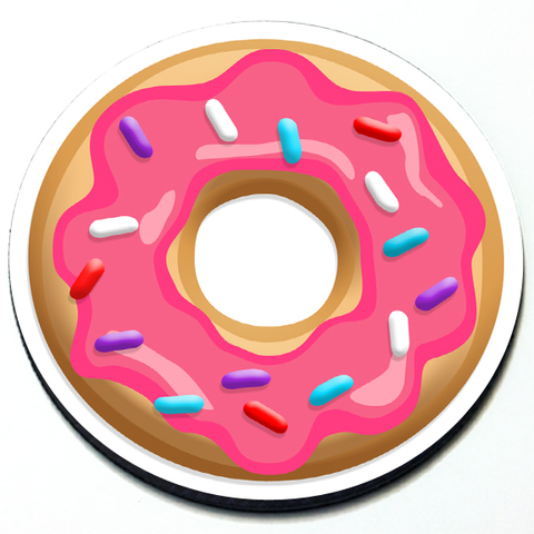 Donut with Sprinkles - Grill Badge Product Page