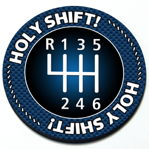Holy Shift Grill - Grill Badge for MINI Cooper Product Page