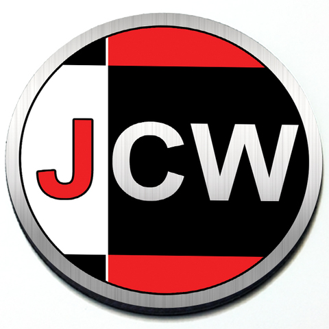 JCW - Grill Badge Product Page