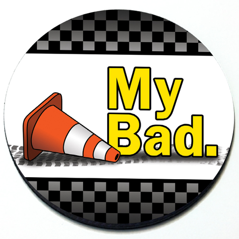 My Bad - MINI Cooper Grill Badge Product Page