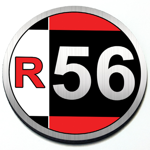R56 - 2nd Gen MINI Cooper Hatchback 2007-2013 - Grill Badge Product Page