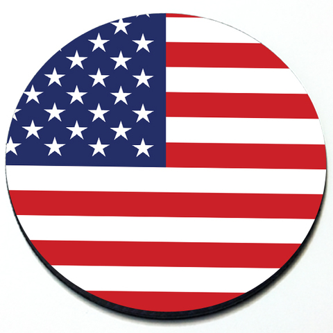 US Flag - Grill Badge for MINI Cooper Product Page