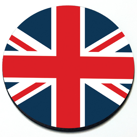 Union Jack Badge Product Page