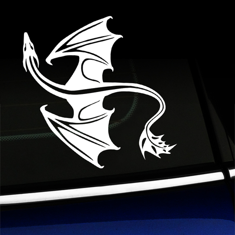 Dragon Decal Product Page