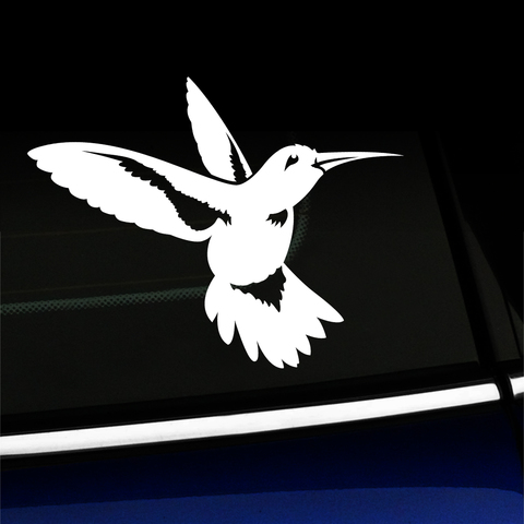 Hummingbird Decal Product Page