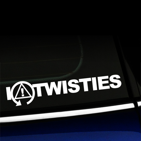 I DSC Off Twisties - Decal Product Page