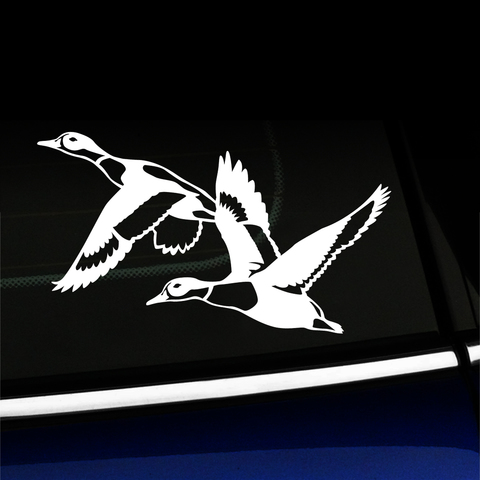 Flying Ducks - Vinyl Decal Product Page