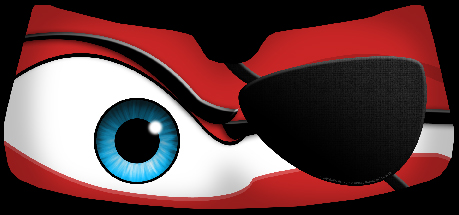 Eyepatch - Eyeshade Product Page