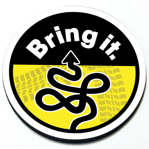 Bring It - Grill Badge for MINI Cooper Product Page