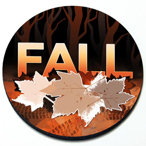 Fall Colors - Grill Badge Product Page