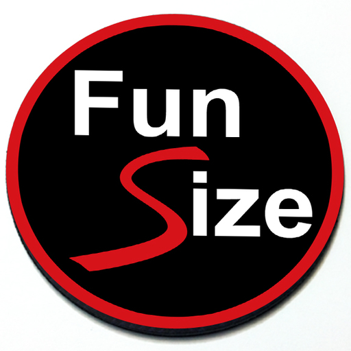 Fun Size - Magnetic Grill Badge Product Page