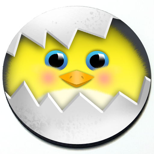 Hatching Chick - Spring Easter Magnetic Grill Badge for MINI Cooper Product Page