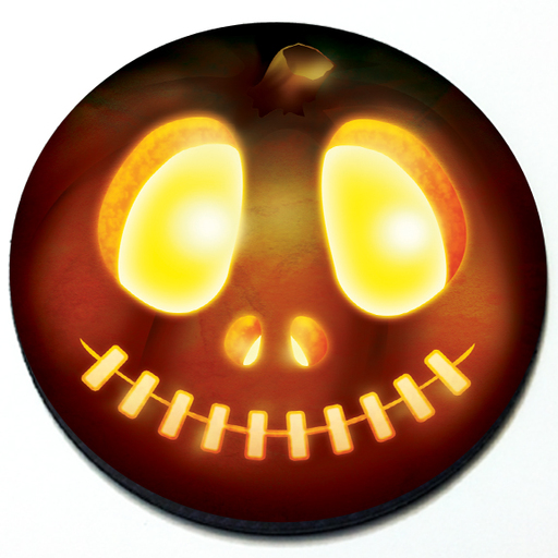 Jack-O-Lantern MINI - Grill Badge Product Page