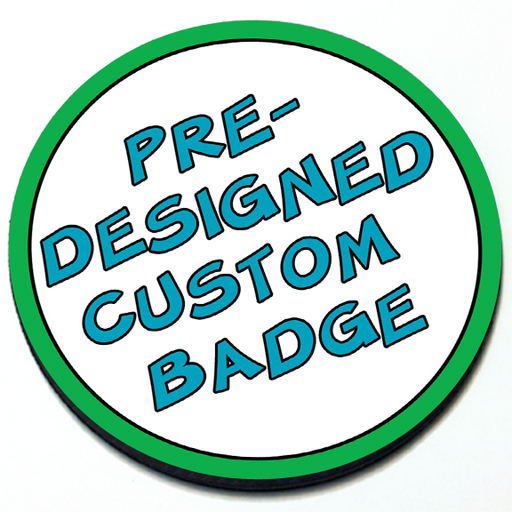 Pre-designed Badge -  Magnetic Grill Badge for MINI Cooper Product Page