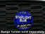 Starlight Blue - Grill Badge