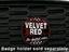 Velvet Red - Grill Badge