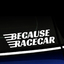 Because Racecar - Vinyl Decal thumbnail
