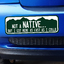 Large - Colorado Not a Native But I got here as fast as I could - Bumper Sticker thumbnail
